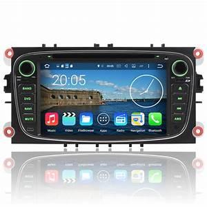 Ford Mondeo Radio : android 6 head unit wifi gps sat nav black stereo dab ~ Jslefanu.com Haus und Dekorationen