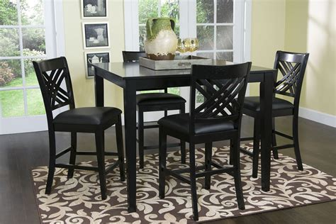 Black Dining Room Table The Perfect Choice — The Decoras
