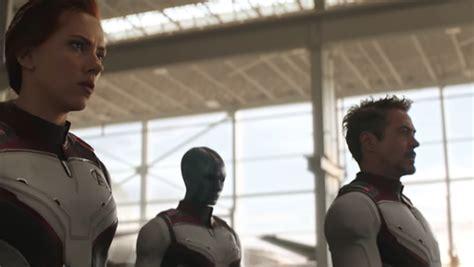 Avengers Endgame Trailer Reactions Ups Downs