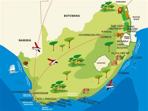 suedafrika reisetipps erfahrungsbericht route tipps