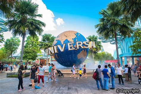 Top 12 Best Places To Visit In Sentosa Island, Singapore