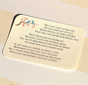 wedding invitation cash gift wording With wedding invitations wording for cash gifts