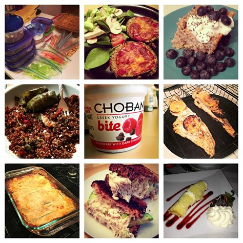 instagram cuisine last week through instagram weekly workouts achieve