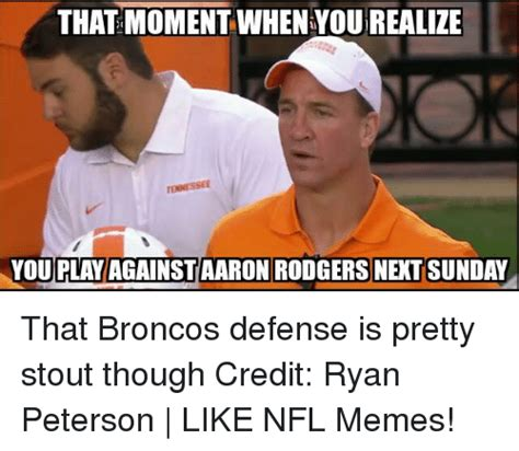Broncos Defense Memes - 25 best memes about stout stout memes