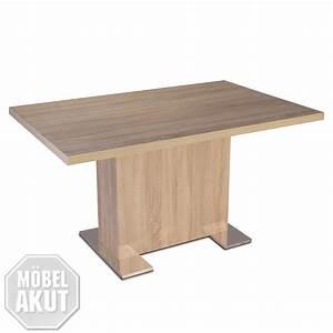 Tisch Eiche Weiß : esstisch bonn tisch 140x90 farbwahl wei eiche kernnuss ebay ~ Indierocktalk.com Haus und Dekorationen