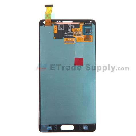 samsung galaxy note 4 sm n910 lcd assembly white samsung