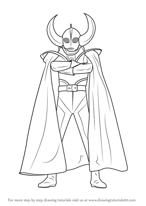 ultraman nexus  colouring pages