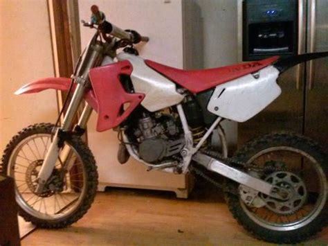 Buy 2000 Honda Cr80 Big Wheel! On 2040-motos
