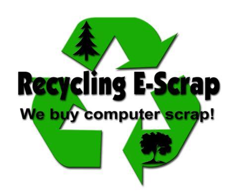 Recycling E-scraprecycling E-scrap
