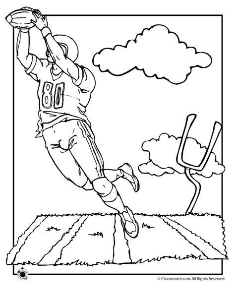 football coloring sheets football coloring pages football field coloring page