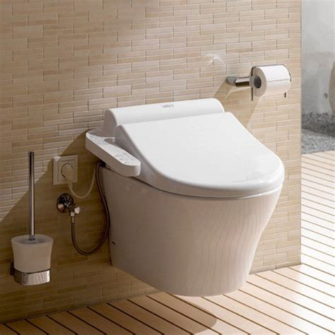 toto toilets bidet toto ek 2 0 washlet with side connections wall hung
