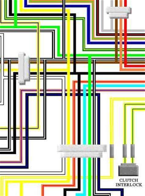 Suzuki Gsxr Colour Electrical Wiring Diagram