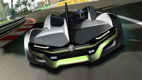 Sports Cars : 2023 Vw Sports Car Rendering Looks Ready For The Track
