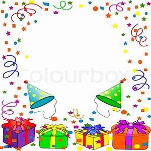Happy Birthday background Stock Vector Colourbox