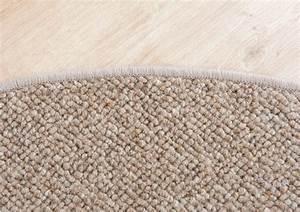 Berber Teppich Rund : berber teppich purowool braun rund teppiche art berber natur teppiche teppiche e ~ Indierocktalk.com Haus und Dekorationen