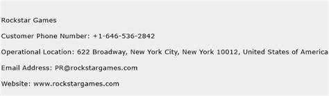 rockstar phone number rockstar customer service phone number toll free