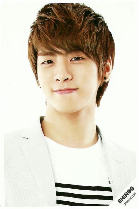 Korean Hairstyles - Jonghyun ( SHINee ) Korean Hairstyles ...