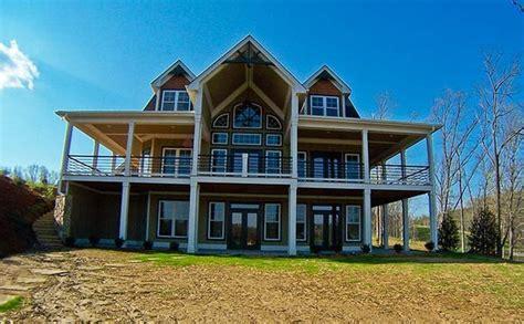 banner elk house plan eclectic exterior atlanta max fulbright designs