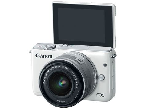 eos m10 canon 39 s new entry level mirrorless shows commitment cnet