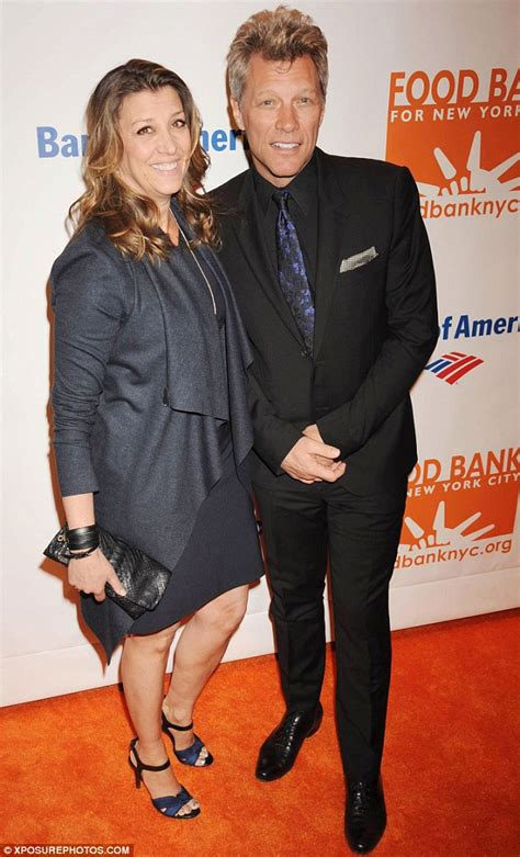 Jon Bon Jovi Wife Dorothea Rushed Hospital After