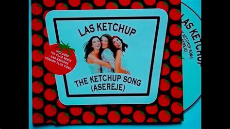 The Ketchup Song (aserejé) (spanglish