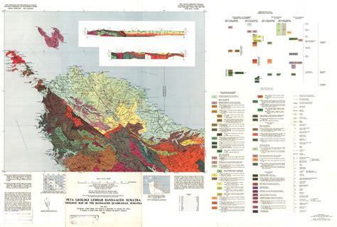 peta geologi sumatera minemining