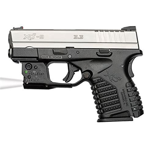 springfield xds light viridian reactor tl tactical light for springfield xds