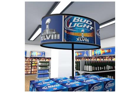 bud light shop bud light merchandise glorifier imagine print solutions