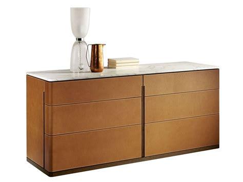 Poltrona Frau Tiffany : Tanned Leather Dresser Fidelio