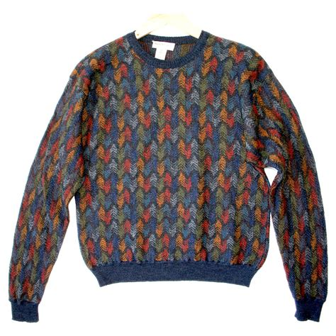 what is a cosby sweater colorful feathers cosby style sweater the