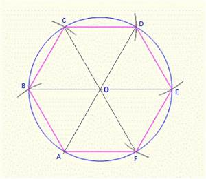 Woodworking and Determining the Radius of a Circle Math