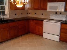 ideas for kitchen floors kitchen flooring ideas casual cottage