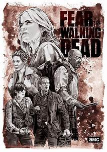 Fear The Walking Dead - Season 4 Promo Poster - PosterSpy