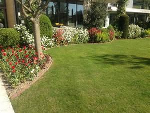 belle amenagement exterieur jardin l39idee d39un tapis de bain With amenagement petit jardin exterieur
