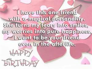 60+ Wonderful Best Friend Birthday Quotes – Nice Birthday ...