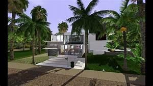HD Modern Tropical Luxury House