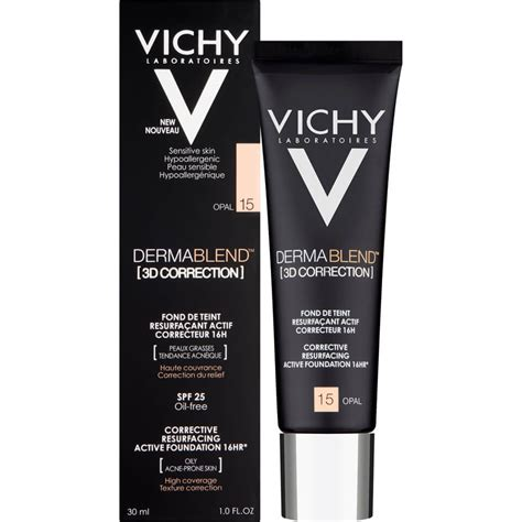 vichy dermablend correction foundation ml shipping