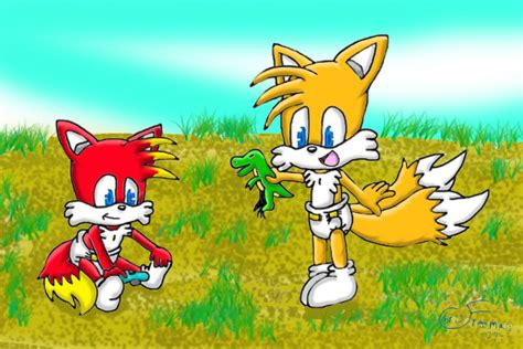 Request For Tails-kirby--rocks By Babychrisfox On Deviantart