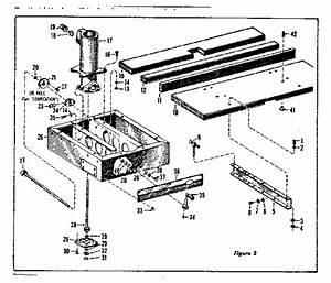 Craftsman Model 11329400 Saw Radial Genuine Parts