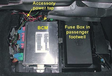 fuse box location   corvetteforum chevrolet