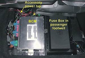 Fuse Box Location On 2002 - Corvetteforum