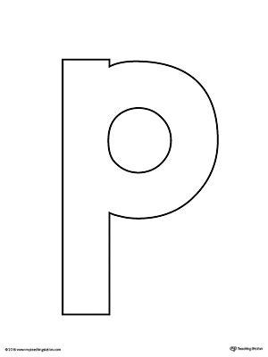 letter p scramble worksheet myteachingstationcom