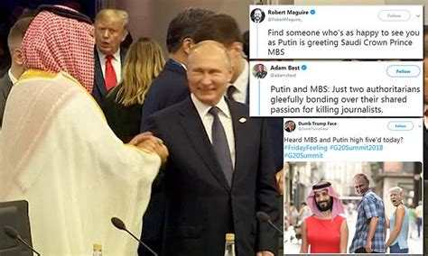 internet responds  putin  mbss brotherly greeting