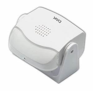Detecteur De Passage Sans Fil : d tecteur de passage sonore sans fil extel 130717 ~ Dailycaller-alerts.com Idées de Décoration