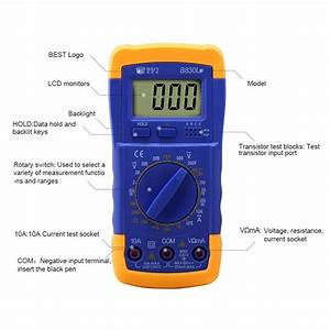 China Digital Multimeter Supplier  Electrical Instruments