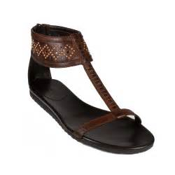 designer sandals gucci womens shoes designer leather t sandals brown ggw2706
