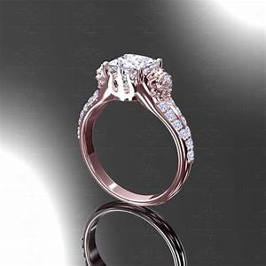 39eternal39 rose gold inspired final fantasy engagement ring With fantasy wedding rings