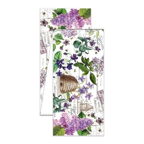 lilac table runner michel design works fabric table runner lilac and violets 3795