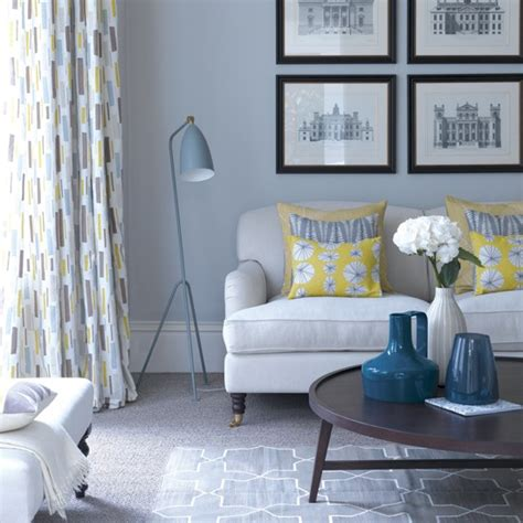 Tiffany Blue Living Room Decor by Decorating Ideas With Grey And Blue Home Attractive