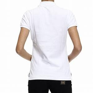Lyst - Ralph lauren T-Shirt Polo Half Sleeve Nido D'Ape ...